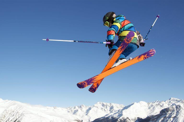 Skiurlaub, Monte Vita tirol