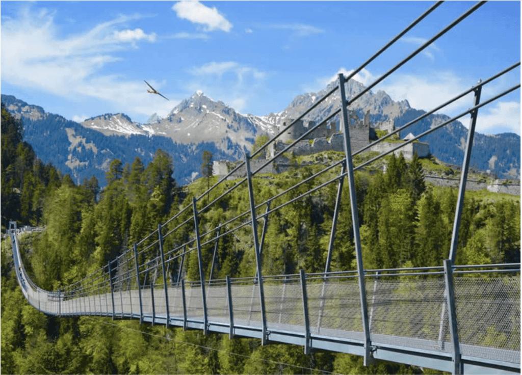 Highline 179 Reutte, Erlebnisurlaub Monte Vita