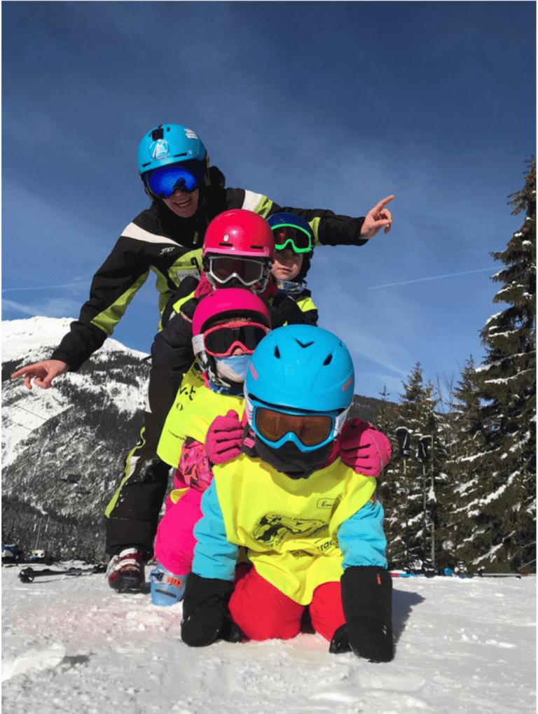Skiurlaub mit Kindern, Monte Vita