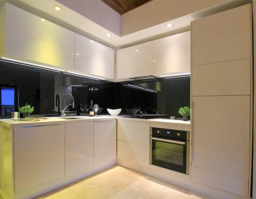 Apartment mit großer Küche Monte Vita